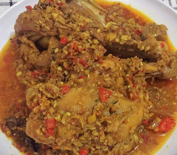 Ayam Betutu Khas Gilimanuk
