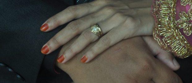 Pernikahan Ksatria Pemberani