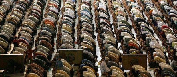 Berkabung Atas Shalat Jama'ah