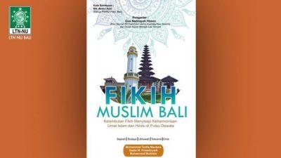 "Minat Masyarakat Tinggi, Buku ""Fikih Muslim Bali"" Dicetak Lagi"