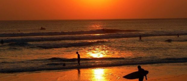 Romantisme Sunset Bali
