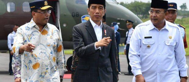 Presiden Jokowi, NU Berkontribusi Besar Dalam Merawat Keutuhan Negara