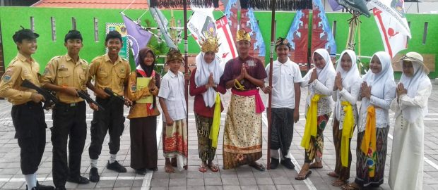 Kontingen MTs Al Ma'arif Badung Bali Siap Meriahkan Pergamanas 2019 di Cibubur