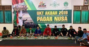 UKT Akbar Pagar Nusa Bali Diikuti 148 Peserta dari Berbagai Usia