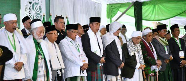 Buka Munas NU, Jokowi Janjikan Seribu BLK untuk Pesantren