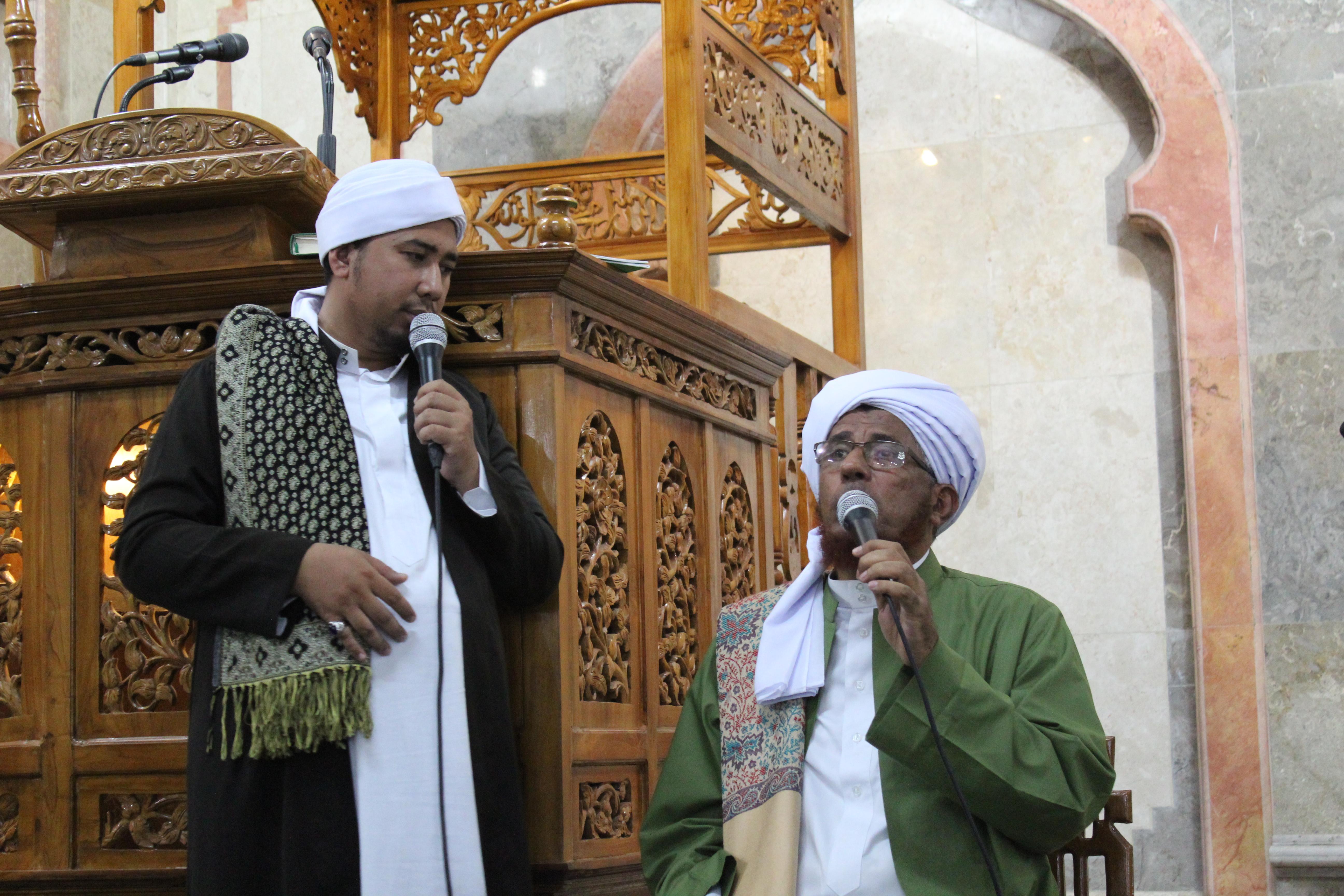 Habib Aidid, Untuk Siapa Jihad Tersebut?