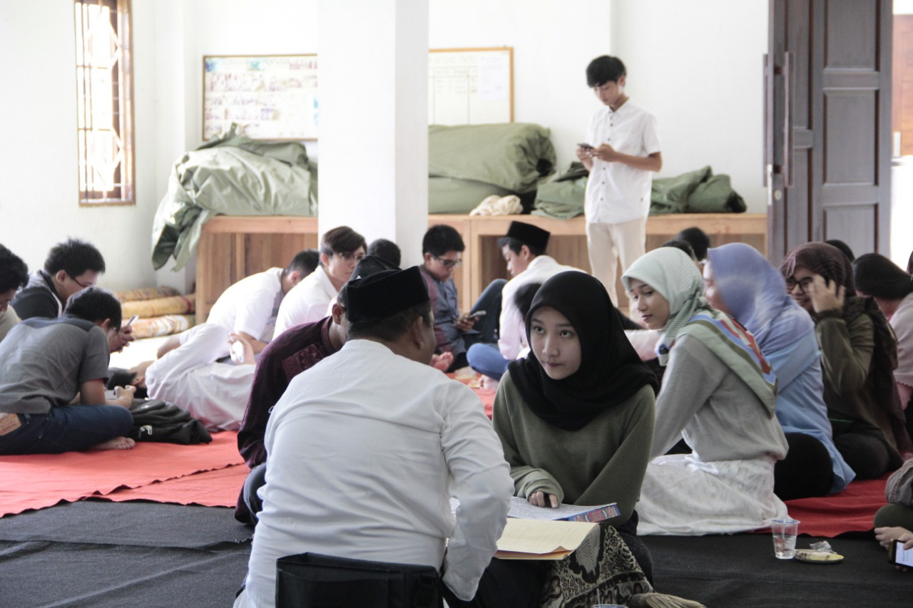 Ujian PAI Siswa SMAK Santo Joseph Denpasar Berlangsung di PWNU Bali
