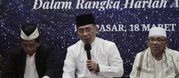 GP Ansor Bali Hadirkan KH Yahya Cholil Staquf Berbicara Tentang Perdamaian, Negara dan Bangsa