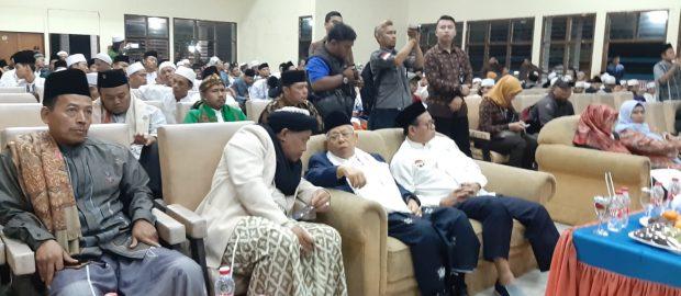 Ikrarkan Dukungan ke Kyai Ma'ruf, Ribuan Da'i Bertekad Redam Issue Berbau SARA