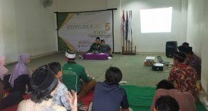 """Kongres KMNU Ke 5, """"Mentransformasi Kepemimpinan Menuju KMNU Udayana yang Lebih Baik"""""""