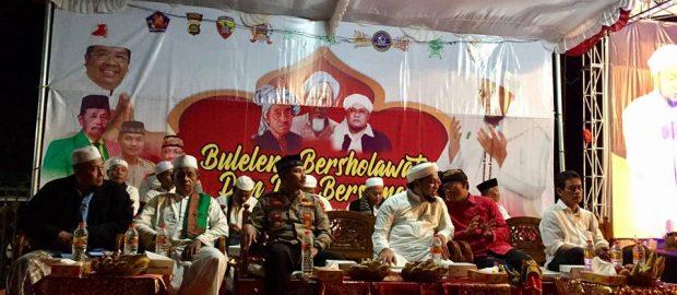 Buleleng Bershalawat dan Do'a Bersama Menghadirkan Jam'iyyah Shalawat Bhenning Nusantara