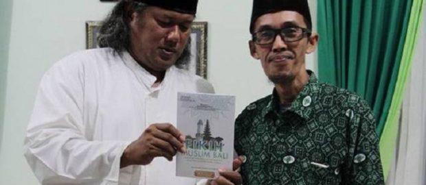Bahas Tentang Umat Hindu, Buku Fikih Muslim Bali Bersih dari Kata Kafir