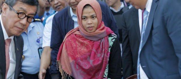 Siti Aisyah Terselamatkan, Sampaikan Terima Kasih Kepada Presiden dan Pemerintah