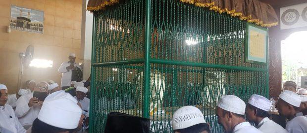Haul Habib Ali Al Hamid Wali Pitu Bali di Klungkung Dihadiri Ratusan Jama'ah