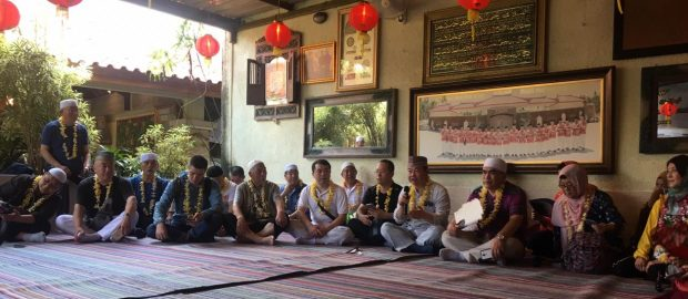 Asosiasi Muslim Beijing Bertemu Pengurus PITI Bali dalam Kunjungan Silaturahmi
