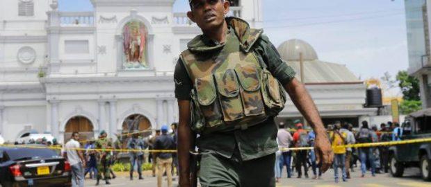Tragedi Bom Srilanka, 150 Korban Tewas dan Lebih 500 Terluka
