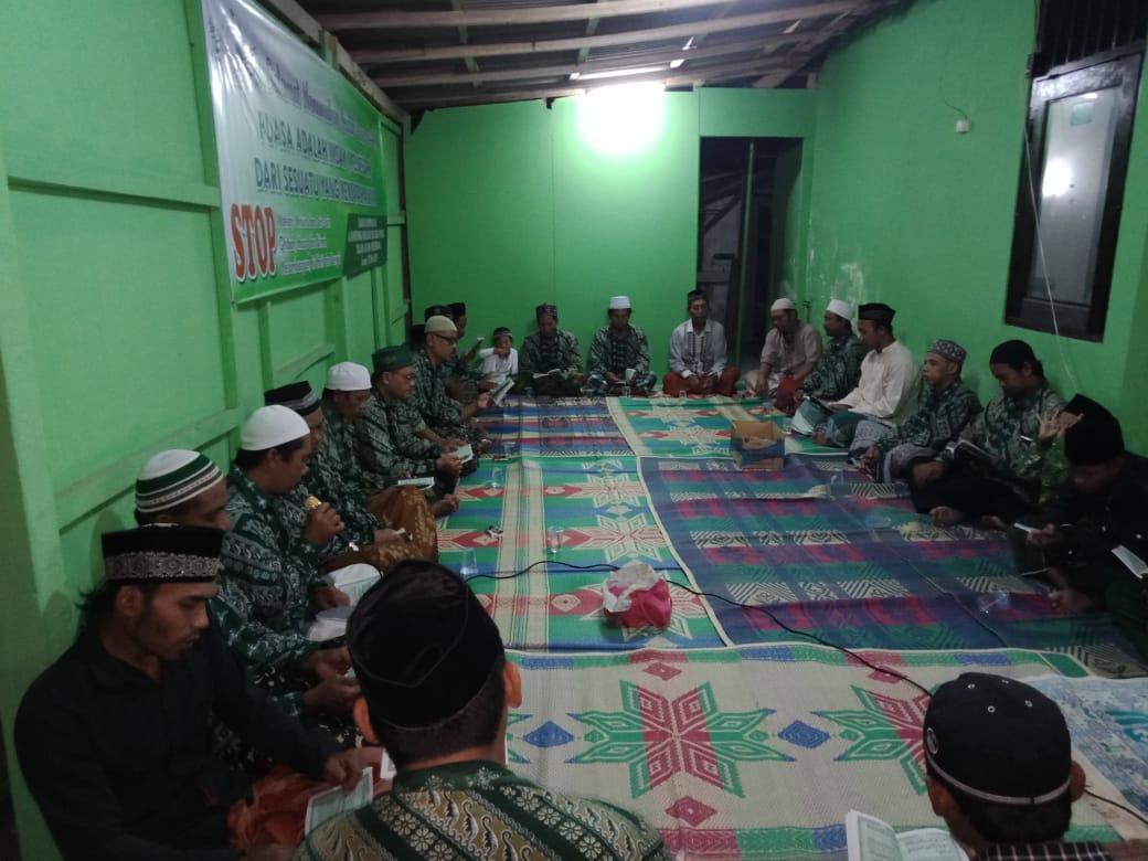 Sambut Ramadhan, Ranting NU Pering Gelar Megengan