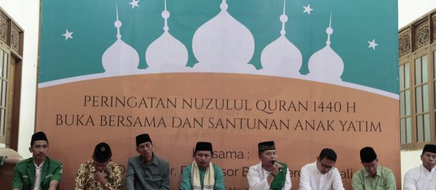 PW GP ANSOR Bali Berkolaborasi dengan PW PERGUNU dan STAI Denpasar Undang Anak Asuh Panti Khoirul Ummah