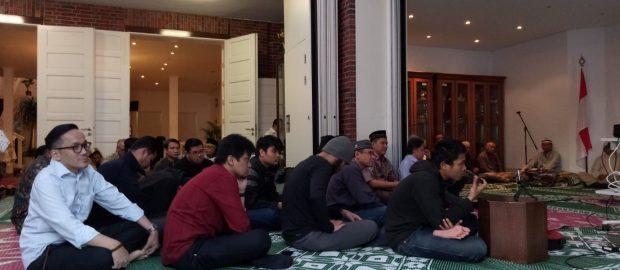 Obati Rasa Rindu Suasana di Tanah Air, Masyarakat Muslim Indonesia di Hamburg Adakan Bukber Dua Kali Seminggu
