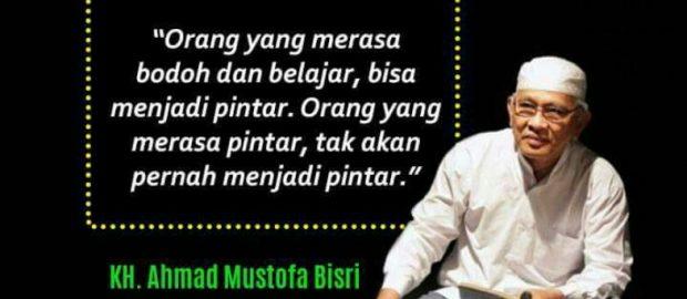 Ketua LTN NU Denpasar, Umar Hamdan Mengedepankan Ilmu Ketimbang Adab