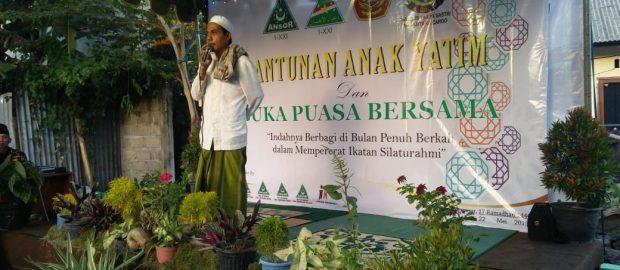 Wakil Syuriyah PCNU Kota Denpasar, Takwa adalah Tujuan Utama Berpuasa