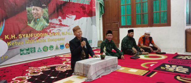 Kiai Saifuddin ; Cerita Syeikh Dari Afghanistan Berkunjung ke Pesantren Sunan Pandanaran
