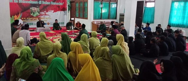 NU Kota Denpasar Gelar Acara Silaturrahim dan Merawat Kebhinnekaan