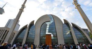 Masjid Raya Cologne Menjadi Potret Asimilasi Islam di Eropa pada Era Modern