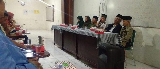 Halal Bi Halal Sivitas Akademik Awali Kegiatan Perkuliahan STAI Denpasar