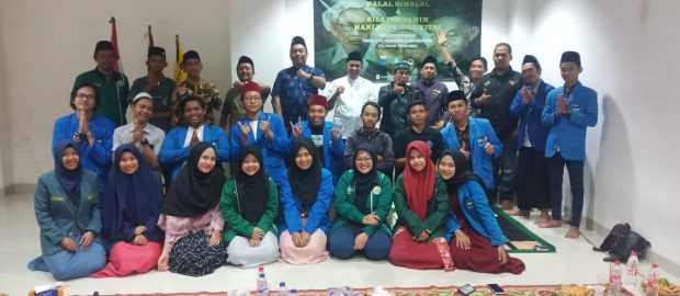 Tingkatkan Kebersamaan, PMII Komisariat Politeknik Negeri Bali Adakan Halal Bihalal