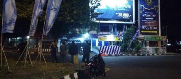 Ledakan Bom Bunuh Diri Usik Suasana Jelang Lebaran di Kartasura