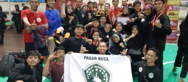 Pagar Nusa Kota Denpasar Raih Juara II Umum Tingkat Mahasiswa, Bali International Champhionship I