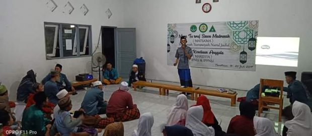 Makesta PC IPNU-IPPNU Buleleng Digelar di PP Nurul Jadid Pemuteran