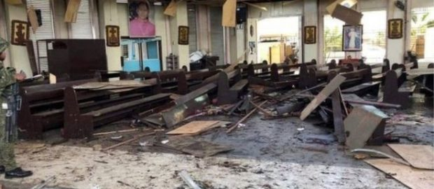 2 WNI Dipastikan Sebagai Pelaku Pengeboman Gereja Filipina