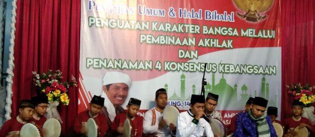 Kerukunan Warga Muslim Sempidi Adakan Halal Bi Halal dan Ngaji Kebangsaan