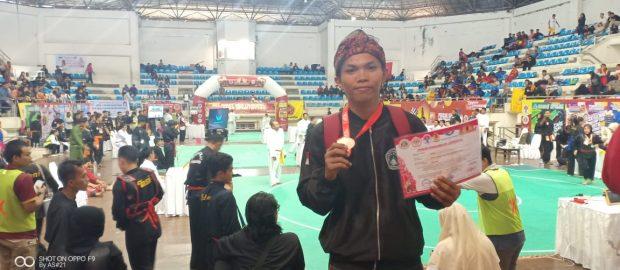 Atlet Pagar Nusa Kalimantan Barat Juara 3, Bali International Champhionship I