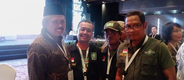 LPBINU Hadiri Bali's Big Eco Forum di Nusa Dua