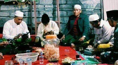 Pengurus Kerap Berkunjung, MWC NU Kuta Raih Simpati Warga Nahdliyyin