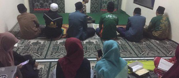 PW IPNU-IPPNU Bali Bacakan Yasiin dan Tahlil Untuk Sang Ulama Legenda