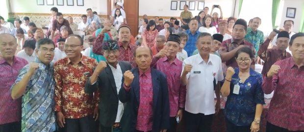 Indeks Kerukunan Beragama di Kabupaten Badung Meningkat