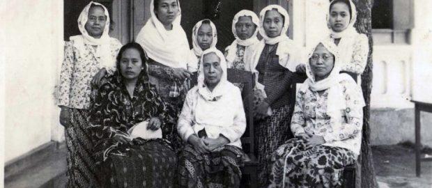 Menengok Jilbab Muhammadiyah Jaman Dulu
