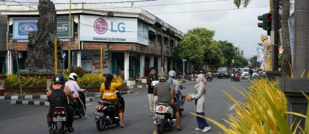 LPBI NU Jembrana Ganti Aksi Demo dengan Galang Dana Bencana Asap Riau