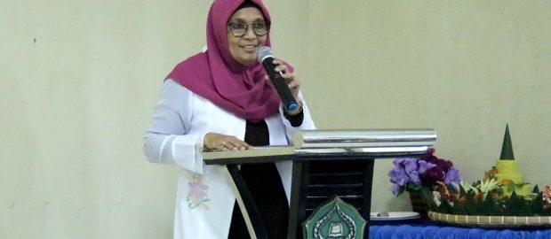 Ketegasan Rektor Wanita ini Bangunkan Sel Tidur HTI di Jagat Sosmed