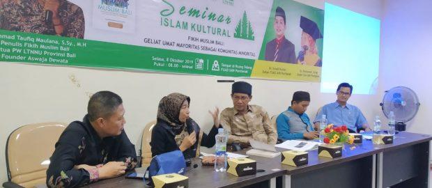 'Fikih Muslim Bali' Dibedah di IAIN Pontianak
