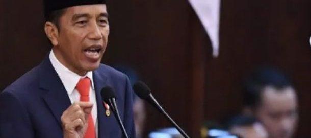 Jokowi: Tugas Birokrasi Kita Jangan Hanya Sampai 'Sent' Tapi Hingga 'Delivered'