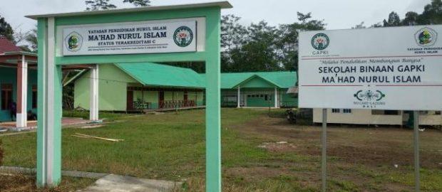 Gubernur Kalbar Akan Resmikan Sekolah Binaan GAPKI dan NUCare-Lazisnu Bali di Kubu Raya