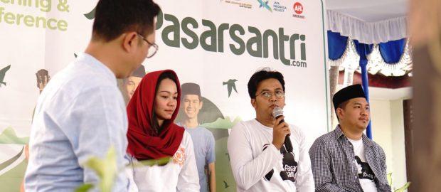 Pasarsantri.com, All About Santri Nusantara