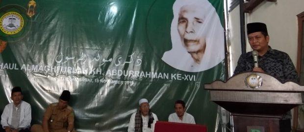 Sinergitas Wabup Jembrana dengan Warga Muslim Untuk Jaga Persatuan