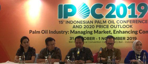 Industri Sawit Menjadi Barometer Kerjasama Indonesia-Dunia