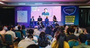 Jakarta Social Media Week 2019 Hadirkan 11.000 Peserta dan 181 Pembicara